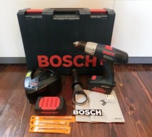 BOSCH バッテリー振動ドライバードリル GSB36V-L1