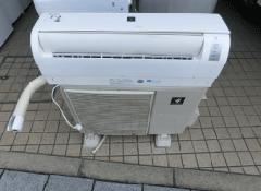 シャープ エアコン壁掛け AY-Z40A1-W/2010年/4k