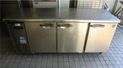 ホシザキ 台下 業務用テーブル形冷蔵庫 RT-180SNC
