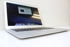 Mac book Air 11インチ 128Gのノートパソコンの買取がありました