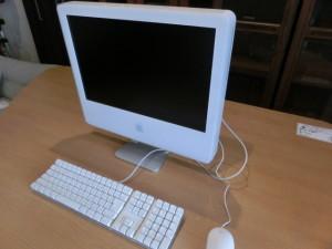 広島市中区中島町にてiMacの買取がありました