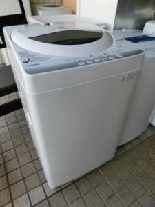 西区庚午にて2014年製品、半年使用のAW-50GMの洗濯機の買取がありました