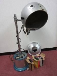 コウケントー 黒田製作所 光治療器の買取がありました。