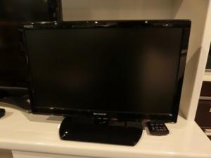 中区河原町にてリピーター様から液晶テレビの買取がありました