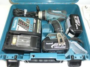 マキタ 充電式4モードインパクトドライバ TP141DRFX