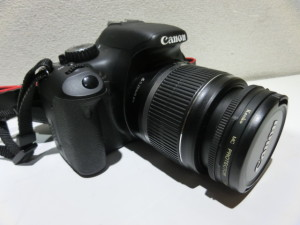 キャノン イオスEOS Kiss X4 一眼カメラの店頭買取がありました