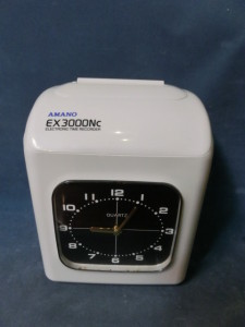 アマノ タイムレコーダー EX3000Nc BX2000 48台