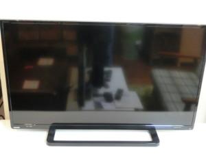 液晶テレビ TOSHIBA REGZA 40S8 レグザ 40型 美品/2015年製