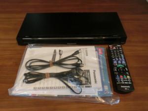 パナソニック ブルーレイディスクレコーダー DMR-BWT660