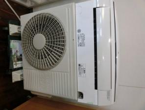 広島市中区牛田にて日立 ルームエアコン RAS-G40E2 4,0kwのエアコンの買取がありました。