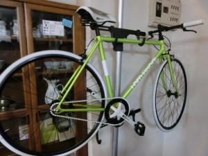 店頭にてクロスバイクの買取がありました。