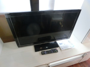 廿日市市本町のお客様から液晶テレビの買取がありました。