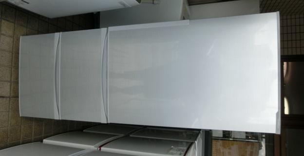 シャープ 3ドア冷凍冷蔵庫(SJ-ES26Y)2014年製入荷しました!