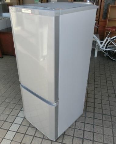 三菱 冷凍冷蔵庫(MR-P15Z)2016年製入荷しました