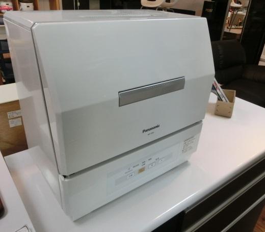 食器洗い乾燥機 パナソニック(NP-TCR1)2013年製入荷しました